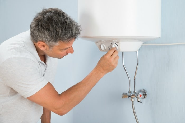 Fixing Hot Water
