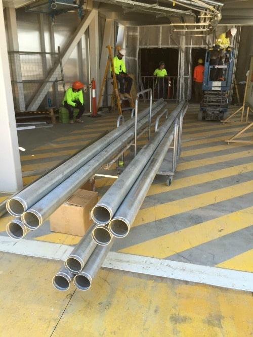 Plumbing Perth Job